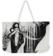 Of A Neophyte And How The Black Art Was Revealed Unto Him Weekender Tote Bag