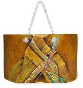 Of Earth And Sky Weekender Tote Bag