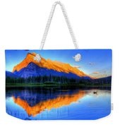 Of Geese And Gods Weekender Tote Bag