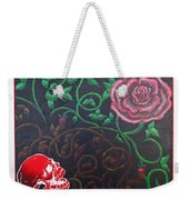Of Life And Death Weekender Tote Bag