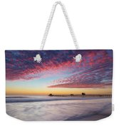 Of Milk Shakes And Cotton Candy Weekender Tote Bag