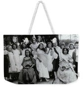 Of Prince And Princess Weekender Tote Bag
