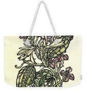 Of Sweet Vanilla Weekender Tote Bag