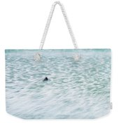 Off To Catch A Wave Weekender Tote Bag