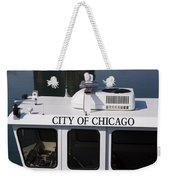 Off Duty Weekender Tote Bag