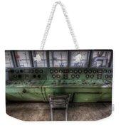 Off Set Control Weekender Tote Bag