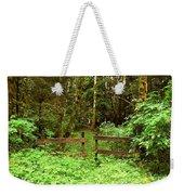 Off The Beaten Path Haida Gwaii Bc Weekender Tote Bag