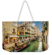 Off The Beaten Tourist Track Weekender Tote Bag