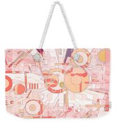 Off The Grid 35 Weekender Tote Bag