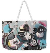 Off The Island Weekender Tote Bag