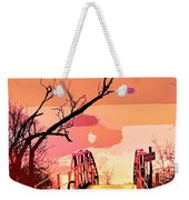 Off To See The Wizard Weekender Tote Bag