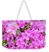 Office Art Azaleas Flower Art Prints 1 Azalea Flowers Giclee Baslee Troutman Weekender Tote Bag