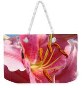 Office Art Calla Lily Flower Wall Art Floral Baslee Troutman Weekender Tote Bag