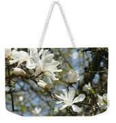 Office Art Prints Magnolia Tree Flowers Landscape 15 Giclee Prints Baslee Troutman Weekender Tote Bag