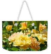 Office Art Rose Garden Giclee Prints Roses Baslee Troutman Weekender Tote Bag