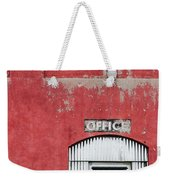Office Door - Architecture Weekender Tote Bag