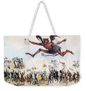 Office Hunters Of 1834: Weekender Tote Bag
