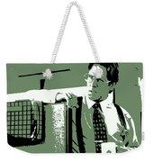 Office Space Bill Lumbergh Movie Quote Poster Series 002 Weekender Tote Bag