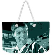 Office Space Brian At Chotchkies Movie Quote Poster Series 007 Weekender Tote Bag