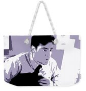 Office Space Peter Gibbons Movie Quote Poster Series 001 Weekender Tote Bag