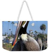 Official Greeter Photograph Weekender Tote Bag