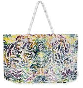 20-offspring While I Was On The Path To Perfection 20 Weekender Tote Bag