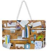 Oficinas Compartidas Weekender Tote Bag