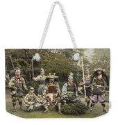 Ogawa, Kazumasa Sights And Scenes In Fair Japan. Weekender Tote Bag