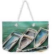 Ogunquit Maine Skiffs Weekender Tote Bag