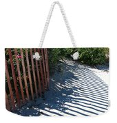 Ogunquit Shadows Weekender Tote Bag