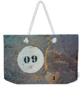 Oh Nine Weekender Tote Bag