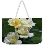 Oh So Pretty Roses Weekender Tote Bag