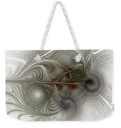 Oh That I Had Wings - Fractal Art Weekender Tote Bag