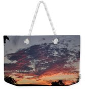 Oh The Colors Weekender Tote Bag