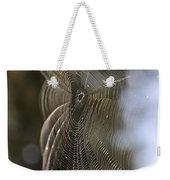 Oh What Webs We Weave Weekender Tote Bag