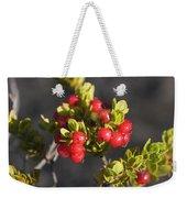 Ohelo Berries Weekender Tote Bag