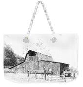 Ohio Barn Weekender Tote Bag