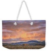 Ohio Pass Colorado Sunset Dsc07562 Weekender Tote Bag