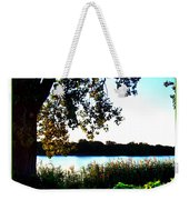 Ohio Pond Weekender Tote Bag