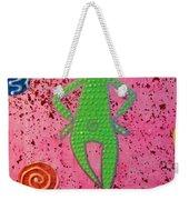 Ohm Alien Weekender Tote Bag