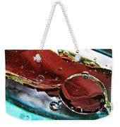 Oil And Water 23 Weekender Tote Bag