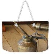 Oil Can Weekender Tote Bag