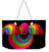 Oil On Water Weekender Tote Bag