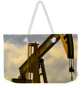 Oil Pumpjack II Weekender Tote Bag