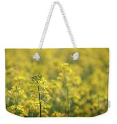 Oilseed Rape Weekender Tote Bag