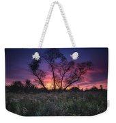Ojibway Sunset Weekender Tote Bag