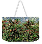 Okanagan Valley Apples Weekender Tote Bag