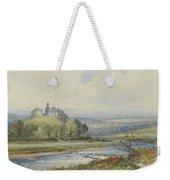 Okehampton Castle Weekender Tote Bag