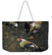 Okemos Public Chicken Weekender Tote Bag