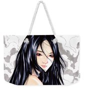Okinawa Girl Weekender Tote Bag